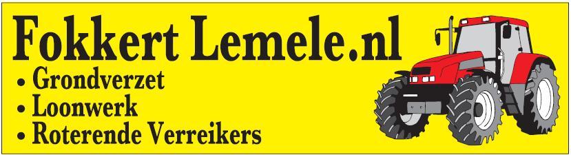 Fokkert Lemele wedstrijdsponsor Lemele 1 - SVV'56 1