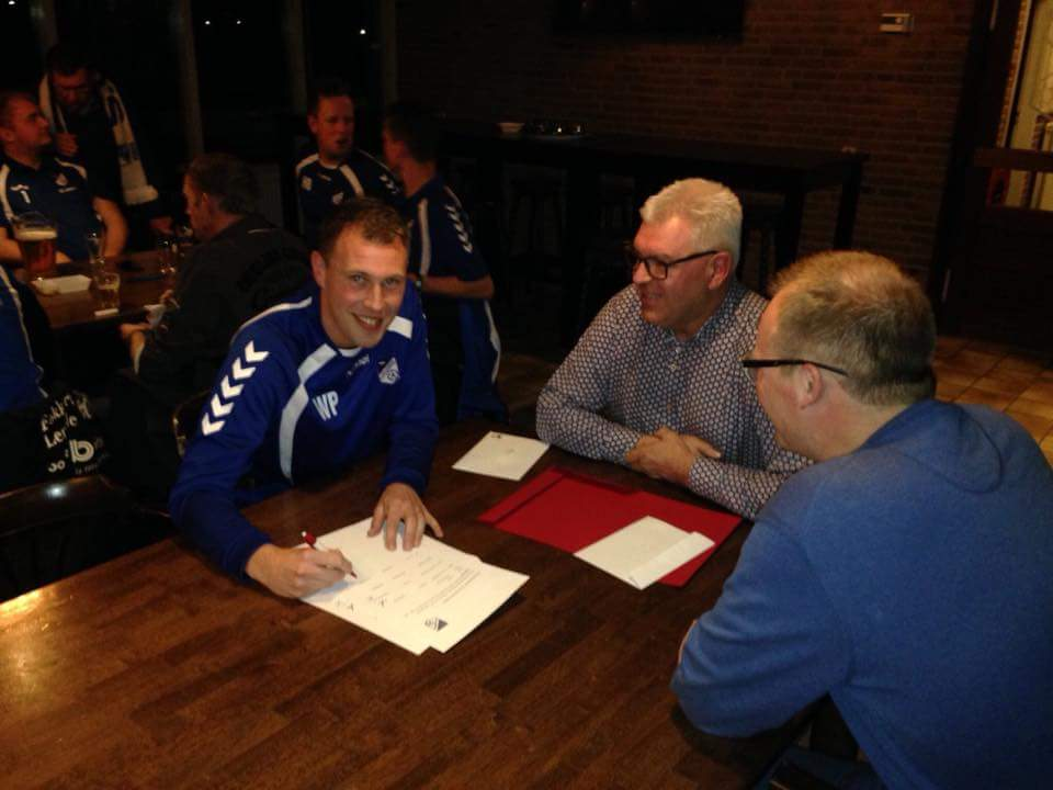 SC Lemele en Werner Pluim tevreden over samenwerking