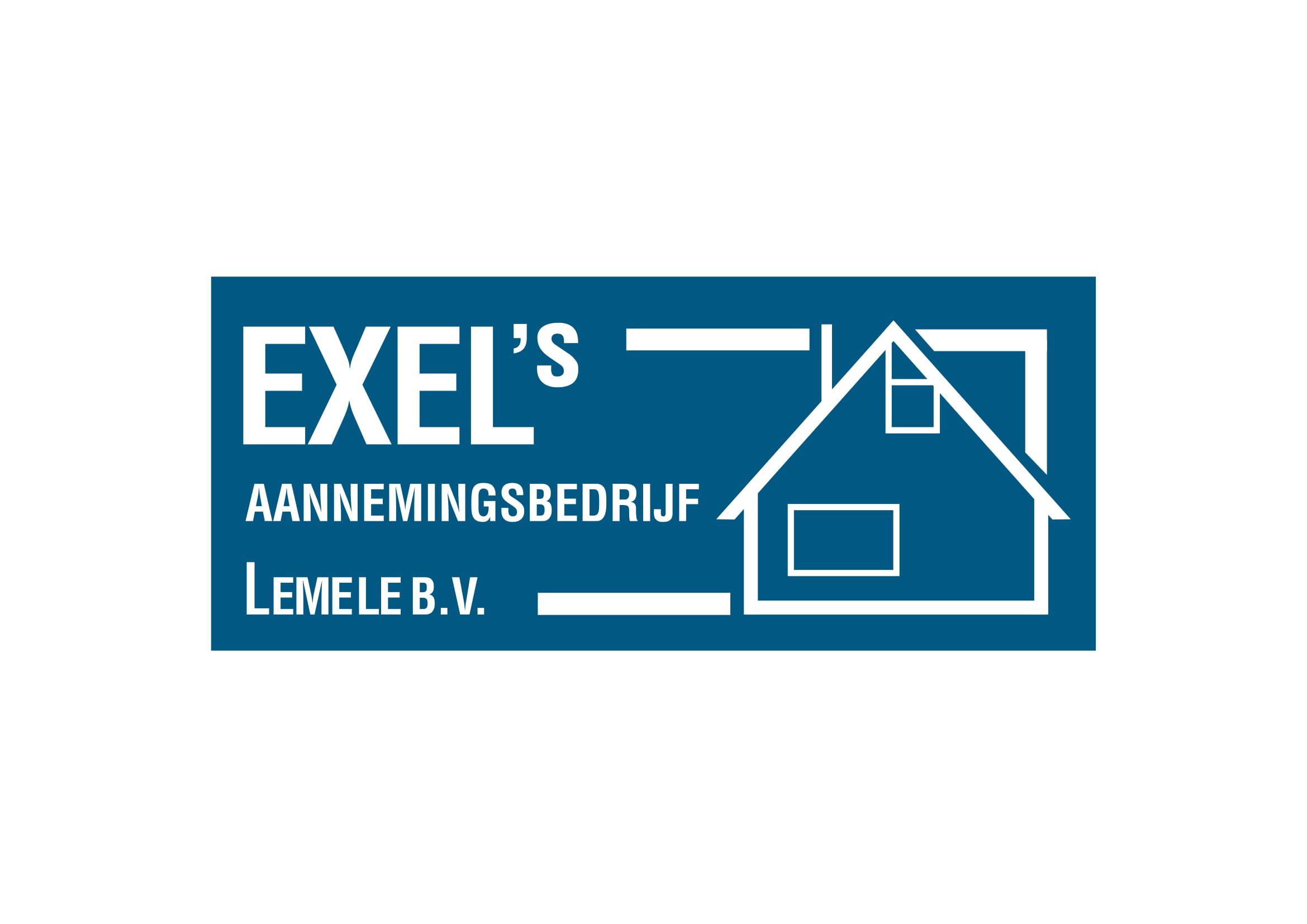 Exel's Aannemingsbedrijf Lemele B.V. is de wedstrijdsponsor bij S.C.Lemele - Achilles '12 1